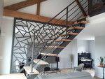 concepteur d escalier design; contemporain