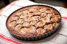Fig and Almond Cake - New York Times