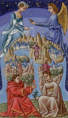 The World - Medieval Tarot