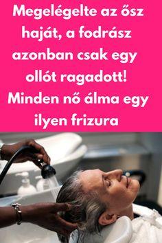 Minden nő álma egy ilyen frizura! #haj #frizura Minden, Soap, Personal Care, Beauty, Self Care, Personal Hygiene, Beauty Illustration, Bar Soap, Soaps
