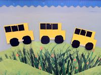 Art Projects for the First Week of Kindergarten or Pre-K | Heidi Songs