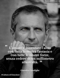 #Citazione# Gianrico Carofiglio