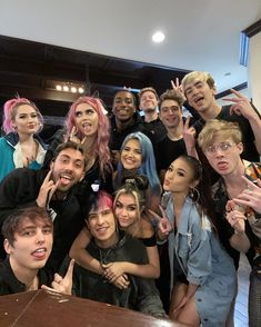 Photo shared by ✖️ on November 2019 tagging and Image may contain: one or more people, people standing and indoor Colby Brock, Sam And Colby, Trap, I Love My Friends, My Love, Shane Dawson And Ryland, Friends Instagram, Popular People, Famous Girls