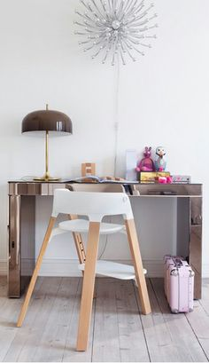 Stokke Steps from baby to kid - highchair