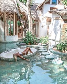 21 beautiful ideas for the design of the swimming pool garden 4 - Reisen - # . Dream Pools, Beautiful Places To Travel, Romantic Travel, Wonderful Places, Travel Goals, Freedom Travel, Travel Hacks, Travel Essentials, Travel Tips