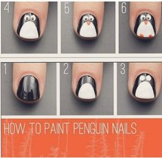 Nails art diy