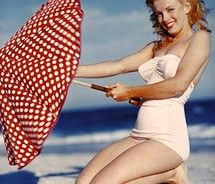 vintage beach pics