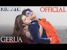Gerua -Dilwale 2015 Official Song - Nepkos.com