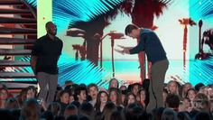 Pin for Later: Justin Timberlake Gets Silly and Serious While Accepting His Teen Choice Decade Award