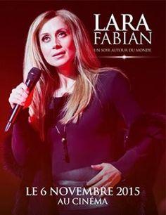 Lara Fabian se sait attendue au tournant avec son treizième album studio, Ma vie dans la Tienne, qui sera dans les bacs le 06 novembre prochain. Pour fêter la sortie de cet opus, la star sera également dans les cinémas. On la retrouvera sur grands écrans...