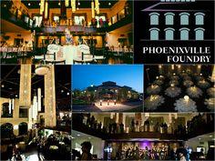 Phoenixville Foundry Venue - Phoenixville, PA