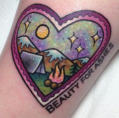 #tattoofriday - Kelly McGrath, USA.
