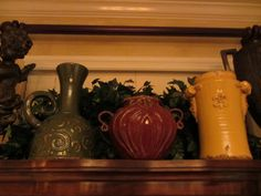 """Embellishments by SLR: """"Old World/Tuscan"""" Dining Room"""