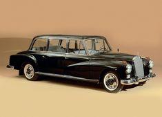 1960 Mercedes-Benz 300 Pullman
