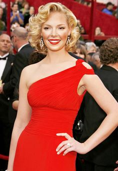 Katherine Heigl's 3ct pear shaped diamond engagement ring