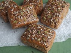 Banana Bread, Muffin, Paleo, Low Carb, Healthy Recipes, Baking, Breakfast, Food, Diet