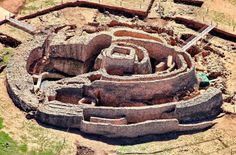 Spain Travel - *SPAIN~Motilla del Azuer:4,000 yrs ago,the water...