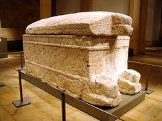 Byblos sarcophage d'Ahiram