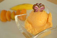Aprikosen-Mango Sorbet Rezept