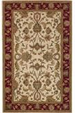 Constantine Area Rug - Traditional Rugs - Wool Rugs - Rugs | HomeDecorators.com Possibly Black and/or Burgundy.