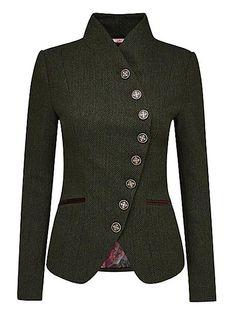 Heritage Herringbone Jacket by Joe Browns