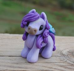 Purple Sugar Wee pony - 2016