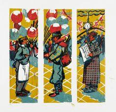 Paul Cleden 'Buying Balloons'