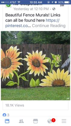 If you are looking for backyard fence art you've come to the right place. We have 20 images about backyard fence art including images, pictures, photos, wa Diy Privacy Fence, Backyard Privacy, Backyard Fences, Backyard Projects, Garden Projects, Diy Fence, Garden Privacy, Wooden Fence, Backyard Ideas