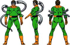 doctor octopus Hq Marvel, Marvel Comics Superheroes, Marvel Villains, Marvel Comic Universe, Disney Marvel, Marvel Heroes, Marvel Comic Character, Marvel Comic Books, Marvel Characters