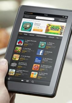 Kindle Fire for Kids: Best Children's Books, Apps and Child-Friendly Settings