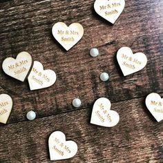 1000 Shabby Chic Harry Potter Wedding Party Confetti Hearts//Stars Decoration