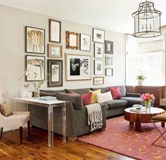 Wohnzimmer Neu Gestalten   Erfrischen Sie Ihre Gemütliche Wohnecke! |  Pinterest | Gestalten, Wohnzimmer Und Wohnzimmer Ideen