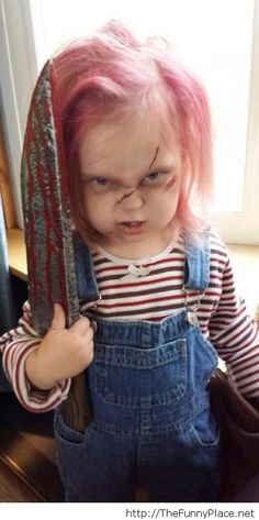 This is chucky girl