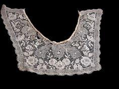 Vintage Antique  Lace Collar Bib Ivory Ladies by littlebitvintage2, $6.99