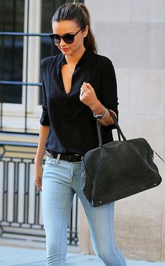 simple outfit. casual.