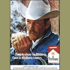 Welcome to the Marlboro Country