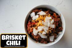 Best Chili Recipe, Chili Recipes, Crockpot Recipes, Pork Recipes, Yummy Recipes, Pulled Pork Chili, Brisket Chili, Korma