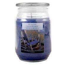 Ashland Jar Candle, Seaside