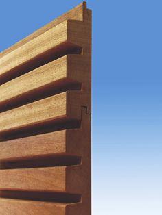 Wood Slat Wall, Wood Paneling, Metal Wall Art, House Cladding, Timber Cladding, Wall Design, House Design, Sauna Design, Dining Room Wall Decor