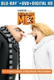 Despicable Me 3: SteelBook [Includes Digital Copy] [Blu-ray/DVD] [Only @ Best Buy] [2017]
