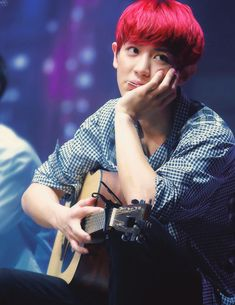 Chanyeol   .Love. Cre: the owner/as logo