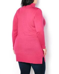 Turtleneck Tunic Sweater | Penningtons