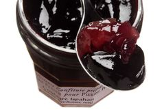 My favourite jam in the world - the most exquisite jam - Confiture Ispahan by Christine Ferber for Pierre Herme - a beautiful jam of raspberry, lychee and rose - three layers that you swirl together to taste ambrosia on your tongue....