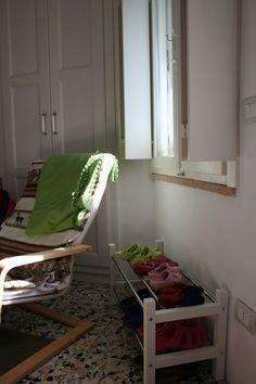 Nuovi spazi in casa
