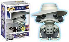 Darkwing Duck Funko POP! Disney Negatron Exclusive Vinyl ...