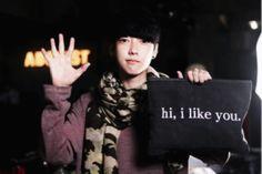 (≧∇≦)Mawww.... i like you too park hyung seok! (⌒▽⌒)