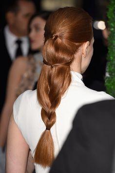 Peinados de novia (que vienen de la 'red carpet') © Gtres Online/ Cordon Press/ Getty Images