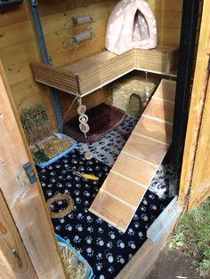 Rabbit enclosure Bunny Sheds, Rabbit Shed, Pet Rabbit, Diy Guinea Pig Cage, Guinea Pig House, Guinea Pigs, Bunny Cages, Rabbit Cages, Pet Bunny Rabbits
