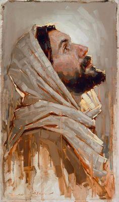 Lds Art, Bible Art, Catholic Art, Religious Art, Jesus Christ Painting, Paintings Of Christ, Religious Paintings, Jesus Artwork, Jesus Drawings