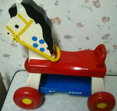 Fisher-Price 70s Toys   from the 80 s although i did have an awesome fisher price